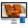 Diseño Web Restaurante Cueva La Martina-