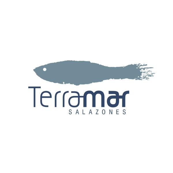 Diseño Logo Alimentación Terramar Salazones