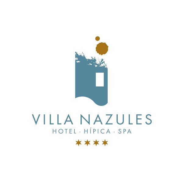 Diseño Logotipo Hotel, SPA, Hípica Villanazules