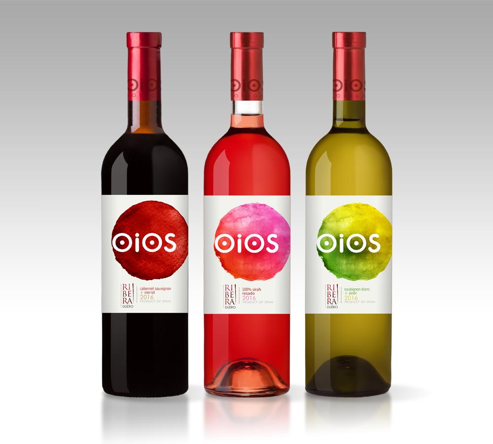 Diseño Vino Ribera del Duero